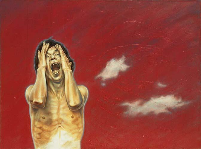 Paradox, oil on canvas, 60 x 80 cm
